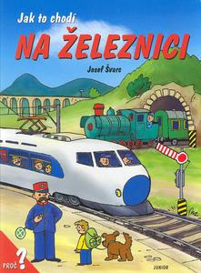 Obrázok Jak to chodí na železnici
