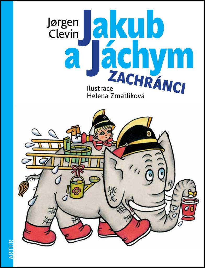 Jakub a Jáchym zachránci - Jorgen Clevin