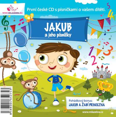 Obrázok Jakub a jeho písničky
