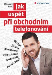 Obrázok Jak uspět při obchodním telefonování