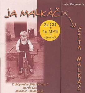 Obrázok Ja malkáč a číta Malkáč