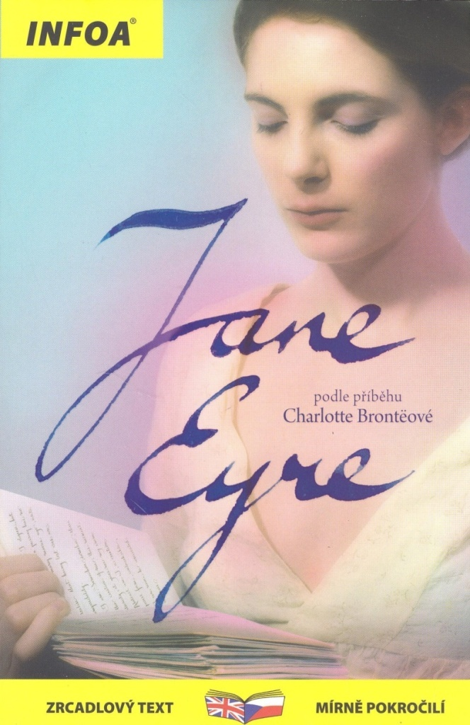 Jana Eyre/Jana Eyrová - Charlotte Brontëová