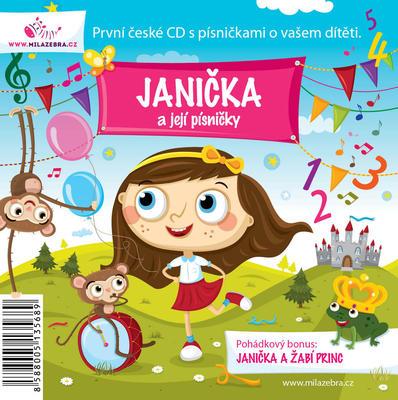 Obrázok Janička a její písničky