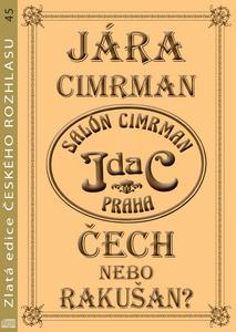 Obrázok Jára Cimrman Čech nebo Rakušan? (CD)
