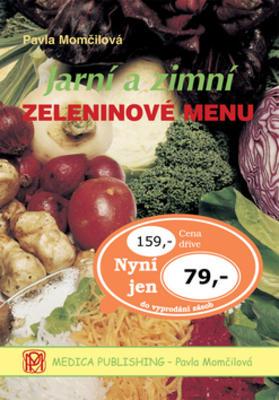 Obrázok Jarní a zimní zeleninové menu