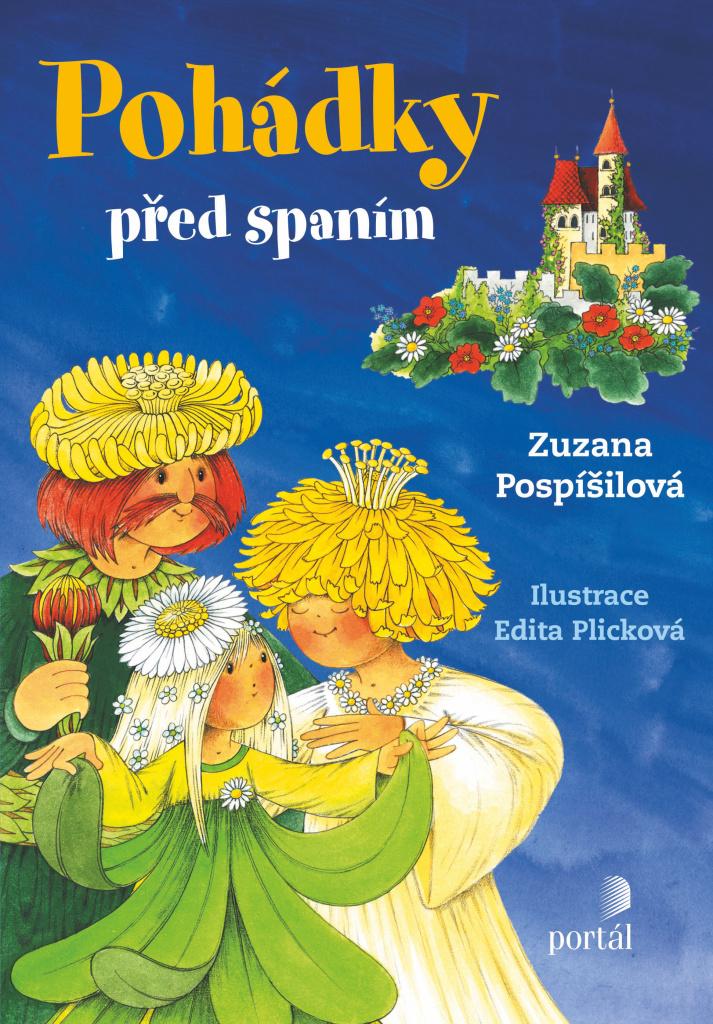 Pohádky před spaním - Zuzana Pospíšilová