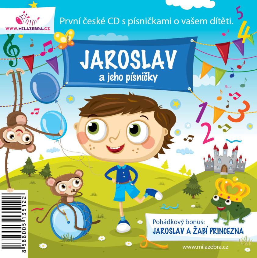 Jaroslav a jeho písničky