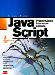 Obrázok JavaScript Programujeme internetové aplikace