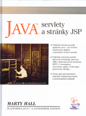 Obrázok Java servlety a JSP