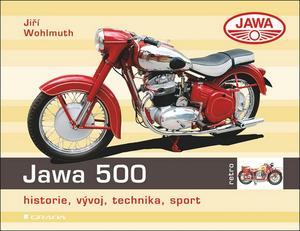 Obrázok Jawa 500