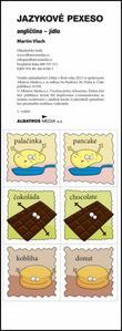 Obrázok Jazykové pexeso angličtina - jídlo