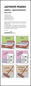Obrázok Jazykové pexeso angličtina - vybavení domácnosti