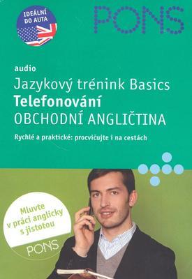 Obrázok Jazykový trénink Basics Telefonování Obchodní angličtina (audio CD)