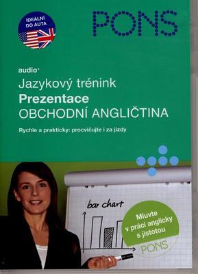 Obrázok Jazykový trénink Prezentace Obchodní angličtina (audio CD)