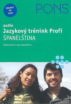 Obrázok Jazykový trénink Profi Španělština (audio CD)