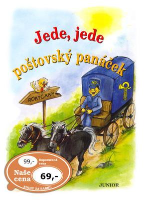 Obrázok Jede, jede poštovský panáček