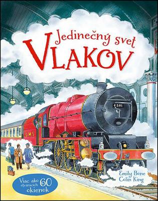 Obrázok Jedinečný svet vlakov