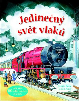 Obrázok Jedinečný svět vlaků