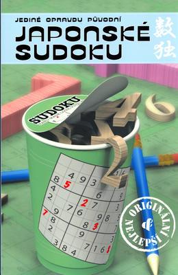 Jediné opravdu původní japonské sudoku
