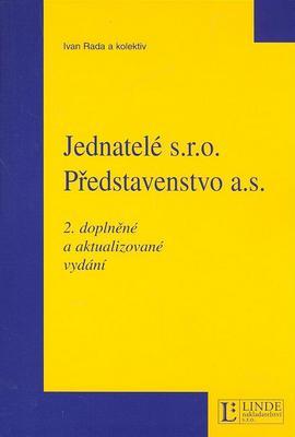 Obrázok Jednatelé s.r.o. Představenstvo a.s.