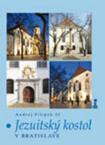 Obrázok Jezuitský kostol v Bratislave