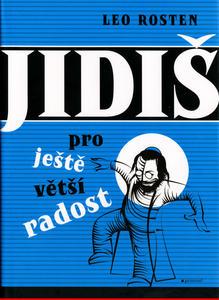 Obrázok Jidiš pro ještě větší radost
