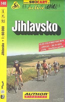 Obrázok Jihlavsko 1:60 000