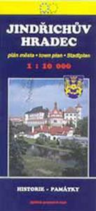 Obrázok Jindřichův Hradec 1: 10 000
