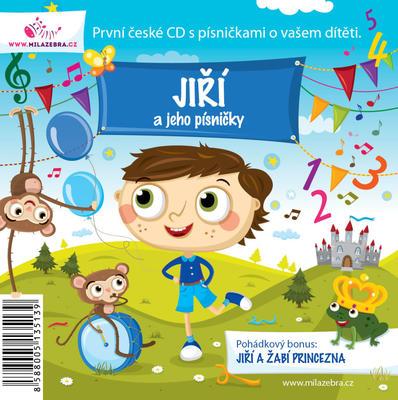 Obrázok Jiří a jeho písničky