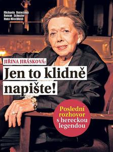 Obrázok Jiřina Jirásková: Jen to klidně napište!