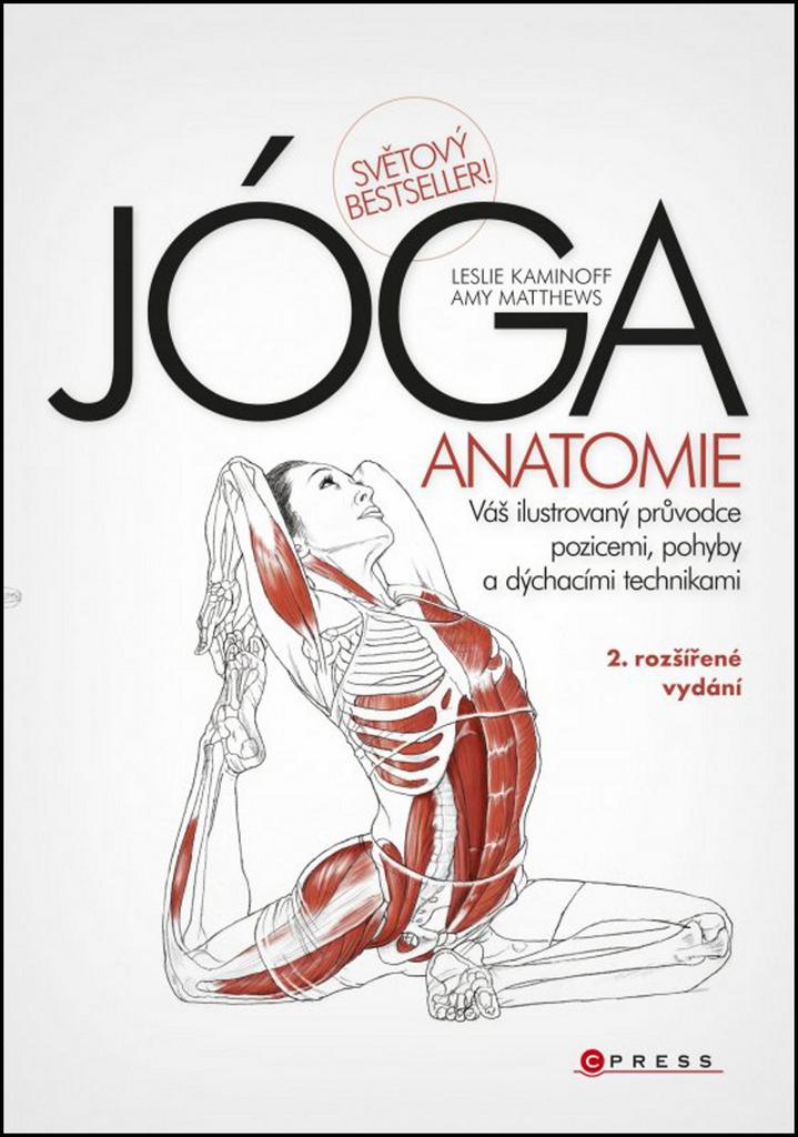 JÓGA Anatomie - Leslie Kaminoff, Amy Matthews