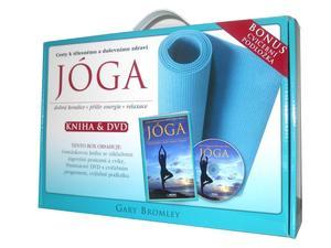 Obrázok Jóga (Kniha + DVD)