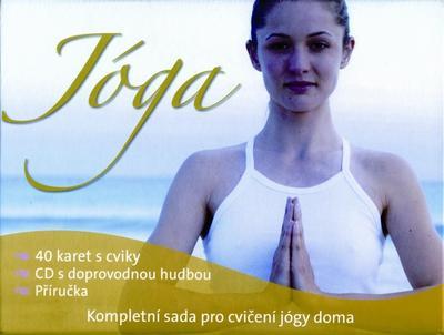 Obrázok Jóga Kompletní sada pro cvičení jógy doma