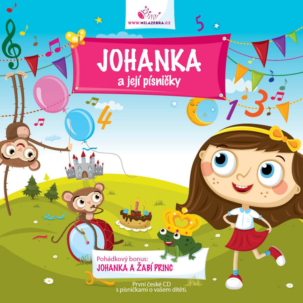 Johanka a její písničky
