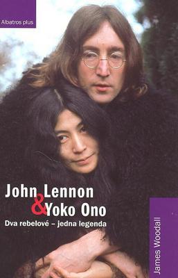 Obrázok John Lennon a Yoko Ono