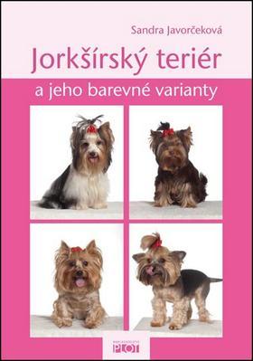 Obrázok Jorkšírský teriér a jeho barevné varianty