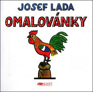 Obrázok Josef Lada Omalovánky