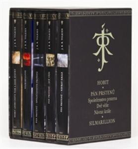 Obrázok J. R. R. Tolkien dárkový komplet