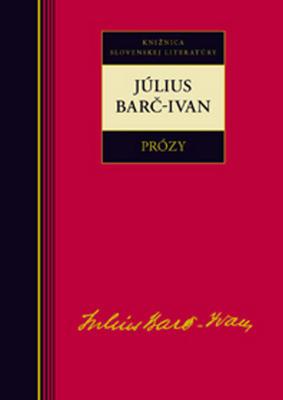 Obrázok Július Barč-Ivan Prózy