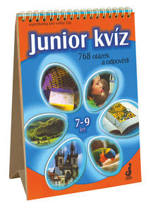 Picture of Junior kvíz 7- 9 let