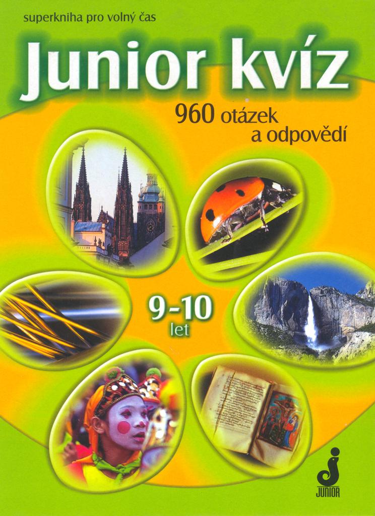 Junior kvíz 9-10 let - Hana Pohlová