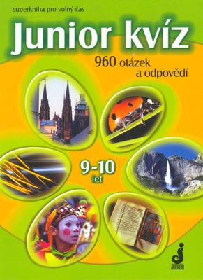Obrázok Junior kvíz 9-10 let
