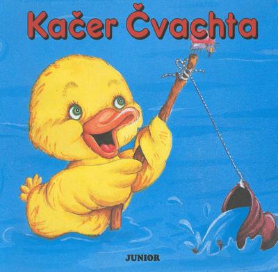 Obrázok Kačer Čvachta-leporelo  JUNIOR