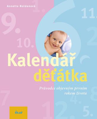 Obrázok Kalendář děťátka