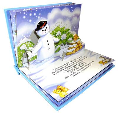 Obrázok Kamarád sněhulák