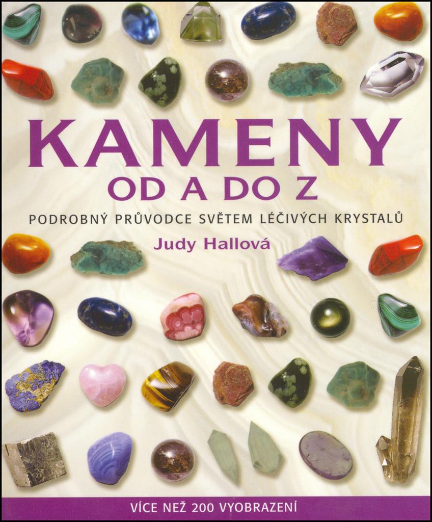 Kameny od A do Z - Judy Hallová
