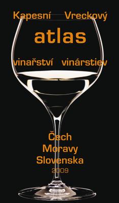 Obrázok Kapesní atlas vinařství Vreckový atlas vinárstiev