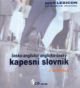 Obrázok Kapesní česko-anglický, anglicko-český slovník