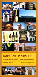 Obrázok Kapesní průvodce po vinařských oblastech a vínech České republiky