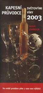 Obrázok Kapesní průvodce světovými víny 2003